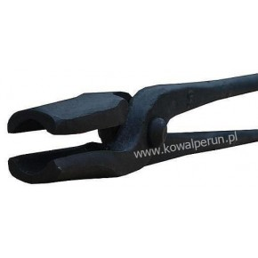 Concave tongs