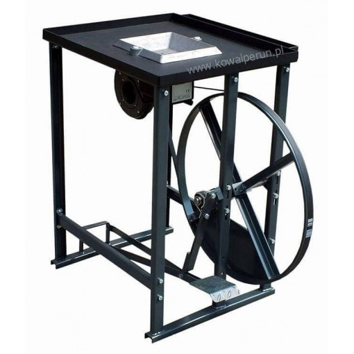 Portable forge type F