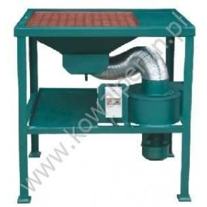 Welding tables with one grill type S1