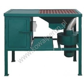 Welding tables with one grill type S2