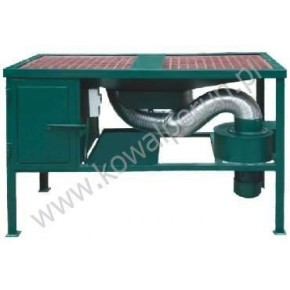 Welding tables with two grill type S3