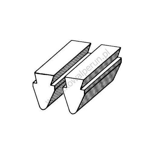 Anvils for flat die forging hammer SM-E