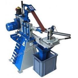 Belt Grinder, Polishing and grinding machines