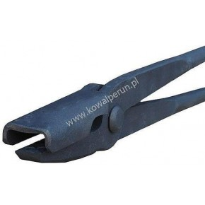 Flat convex tongs