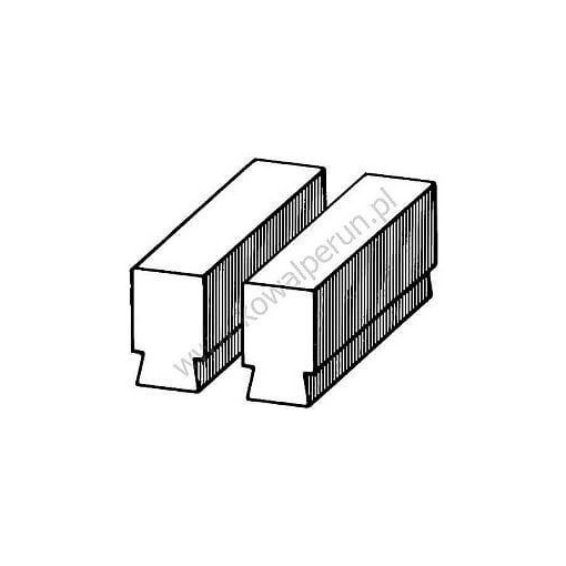 Anvils for flat die forging hammer SM-A