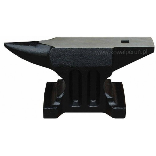 Conventional anvils with one horn type D