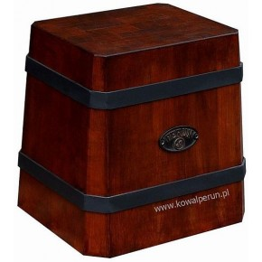 Blacksmith trunk -rectangular