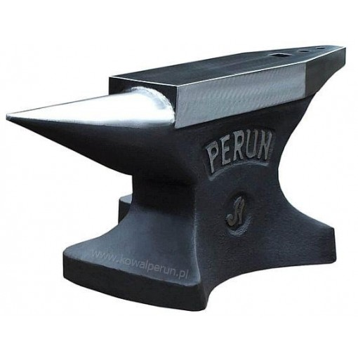 Two horns anvils PERUN