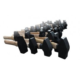HAMMERS, STANDS, HORNS AND BLACKSMITH FORKS